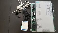 Siemens APOGEE Automation Modular Equipment Controller 300F 549-009 With Aem 100
