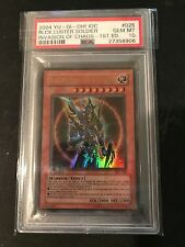 YuGiOh PSA 10 Black Luster Soldier Envoy Of The Beginning IOC-025 Invasion Chaos