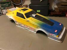 Funny Car 1/10 RC Car Body for Bolink RJ Speed Tamiya Losi