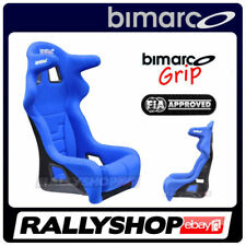 BIMARCO Seat FIA Approved GRIP Racing , Head Restraint, Blue Race Rally CHEAP