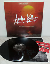 """12"""" AUDIO KOLLAPS - MUSIC FROM AN EXTREME SICK WORLD - GERMANY - PISS 001"""