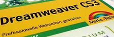 Adobe Dreamweaver CS3 inkl. DVD Susanne Rupp Markt+Technik 9783827243454 **TOP