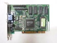 Diamond Multimedia Stealth 3D 2000 2MB S3 VIRGE PCI VGA Video Graphics Card
