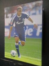 98119 Jefferson Farfan FC Schalke 04 unsignierte Autogrammkarte Werbekarte