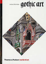 Gothic Art (The World of Art Library), Andrew Martindale   Paperback Book   Good