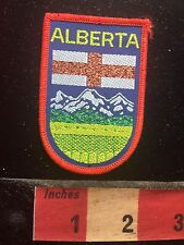Alberta Canada Shield Patch S74P