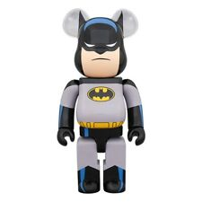 "The Animated Series Batman 1000% Bearbrick by MEDICOM Toy 28"" NEW"