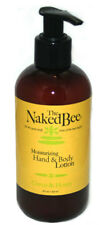 The Naked Bee CITRON & HONEY Hand and Body Lotion 8oz Pump Bottle *NEW SCENT*
