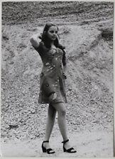 Echtes Original 1970s sexy amateur fashion model, Mode SNAPSHOT
