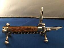 Pocket Knife Powr Kraft Vintage Original Pocket Knife Model 84-64 Pocket Knife