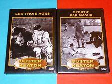 LAS TRES EDADES + EL COLEGIAL + CORTOS / Buster Keaton - Precintadas