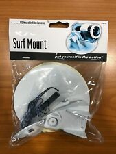SUPPORTO SURF SNOWBOARD MOUNT BIADESIVO REGOLABILE PER MIDLAND XTC ACTION CAMERA