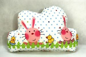 🔥Cotton Pillow Fluffy Stuffed CLOUD Cushion Soft Toy Gift Baby Kids Room Decor