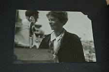 EARLY 1930'S PHOTO ALBUM WITH AIRPLANE PHOTO'S, AMELIA EARHART, ETC!! MUST SEE!!