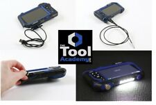 Colour Endoscope Camera Rechargeable USB Built in LED Light 8GB TF Card LCD