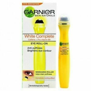 2 x Garnier Skin Natural  Eye Roll On 15 ML Free Shipping