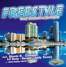 CD Freestyle The Miami Edition von Various Artists 2CDs