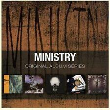 Original Album Series [Slipcase] by Ministry (Rhino (Label))