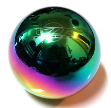 CZRRACING NEO CHROME 1.25 ROUND SHIFT KNOB MAZDA ALL MODEL 5 6 SPEED