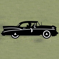 *NEW* Lawn Art Yard Shadow/Silhouette - 57 Classic Car