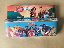 7 Elena of Avalor Personalised Kit Kat Chocolate Party Favours Wrappers