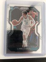 2020-21 PANINI PRIZM BASKETBALL LAMELO BALL RC SP # 278 - CHARLOTTE HORNETS