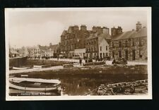 Scotland Orkney KIRKWALL Harbour St c1910/20s? RP PPC Leonards Series