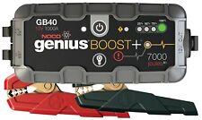 Noco Genius Booster GB40 1000a 12v dispositivo de ayuda para la puesta en marcha
