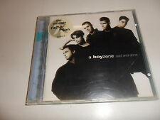 CD Boyzone-said & done