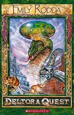 DELTORA QUEST #3 : City of the Rats By Emily Rodda (2007) LIKE NEW