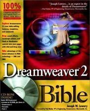 Dreamweaver 2 Bible by Lowery, Joseph