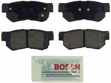For 2007-2010 Hyundai Elantra Brake Pad Set Rear Bosch 46749NR 2008 2009
