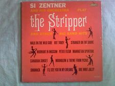 "Si Zentner And His Orchestra Play ""The Stripper"" And Other Big Band Hits 1962 Lp"