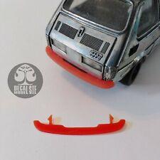 FIAT 126 RAID MEBETOYS - PARAURTI POSTERIORE - 1/25