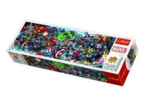 Trefl 1000 Piece Jigsaw Puzzle - Join The Marvel Universe