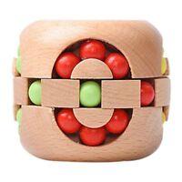 3D # 39 - Puzzle de casse-tete en bois Puzzles a emboitement pour les adole H5W1