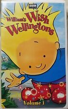 Williams Wish Wellingtons (VHS, 2000)