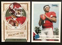 2 Card Lot Kyler Murray Rookie Cards Arizona Cardinals Free Ship 🔥invest