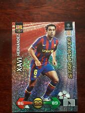 Panini Champions League Super huelgas 2009/10 Xavi Star Player