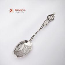 St Paul Church Virginia Souvenir Spoon Sterling Silver Watson