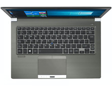 "Toshiba Portege 13.3"" Ultrabook (Intel 5G i7-5500U, 256GB SSD, 16GB RAM, Webcam)"