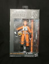 2013 Star Wars Black Series - Luke Skywalker (#01), 6 Inch **RARE**