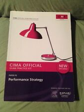 Paper P3 Performance Strategy Cima Official Exam Practice Kit