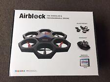 Makeblock Airblock programmable Drone aéroglisseur Quadricopter Education Enfants Jouet
