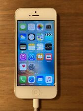Apple iPhone 5 - 16GB - White & Silver A1429 (GSM)