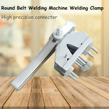 NEW PU Round Belt Welder Butt Machine Welding Clamp High precision connector