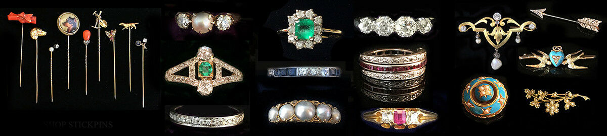 Antique Jewellery Collection