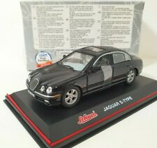 SCHUCO EXCLUSIVE EDITION 1/43 Jaguar S Type Noir / Black