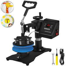 Plate Press Plate Heat Press Machine Transfer Sublimation 155mm Ceramic Printer