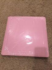 Creative Memories 12x12 Bubblegum Pink Premiere Album Baby 15 pages New!!
